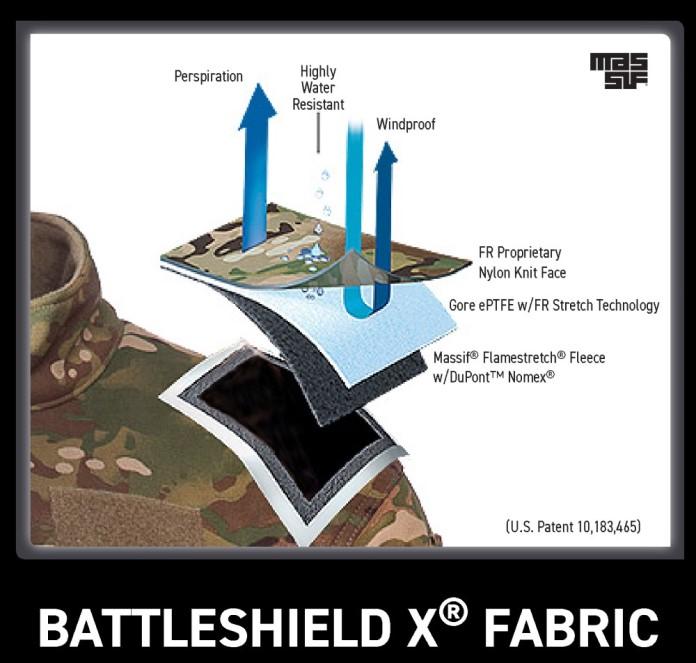 Battleshield X